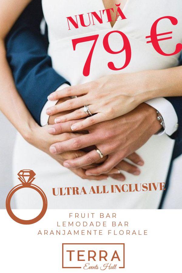 meniu nunta ultra all inclusive