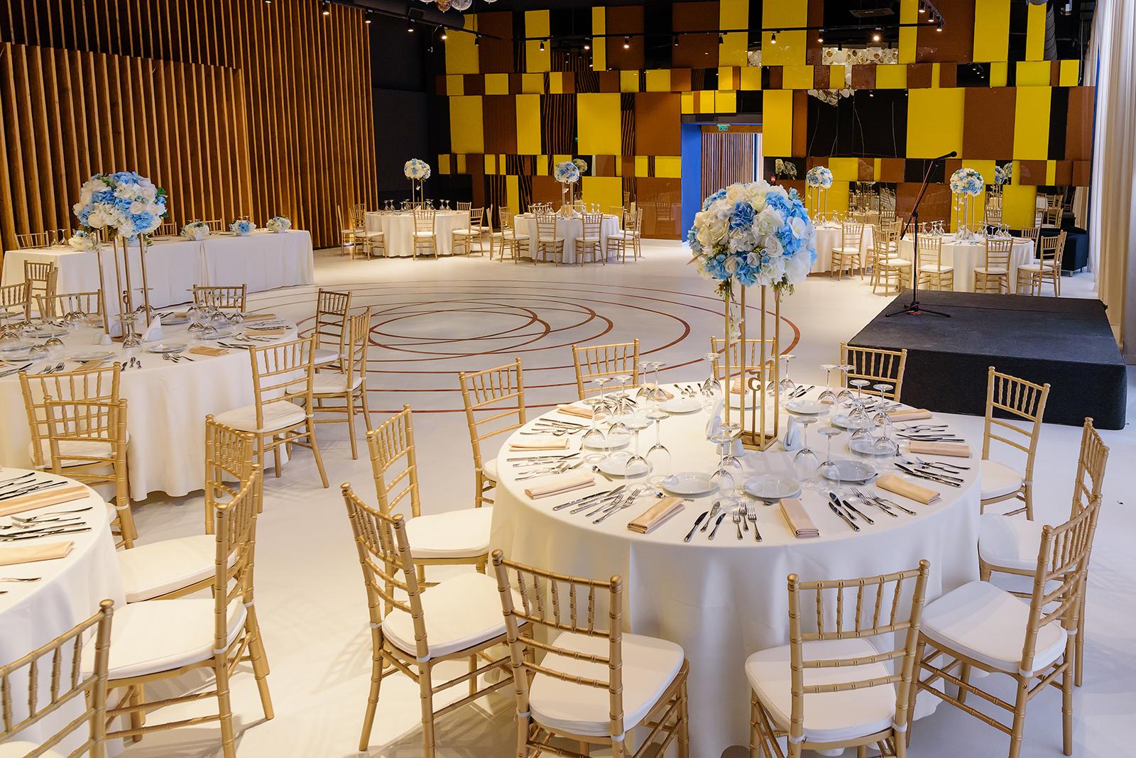noua sala de evenimente terra events